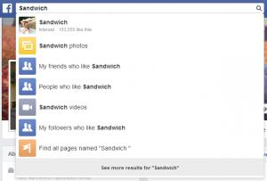 sandwich graph tab